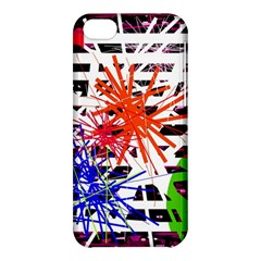 Colorful big bang Apple iPhone 5C Hardshell Case