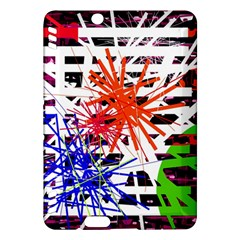 Colorful big bang Kindle Fire HDX Hardshell Case