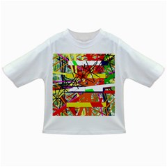 Colorful abstraction by Moma Infant/Toddler T-Shirts