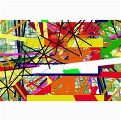 Colorful Abstraction By Moma Collage Prints