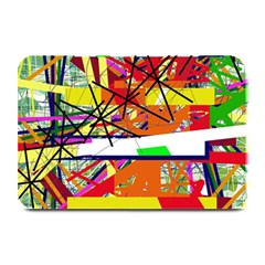 Colorful abstraction by Moma Plate Mats