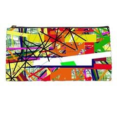 Colorful Abstraction By Moma Pencil Cases