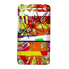 Colorful abstraction by Moma HTC Vivid / Raider 4G Hardshell Case