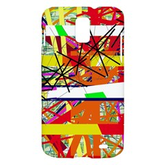 Colorful abstraction by Moma Samsung Galaxy S II Skyrocket Hardshell Case