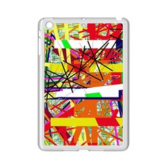 Colorful abstraction by Moma iPad Mini 2 Enamel Coated Cases