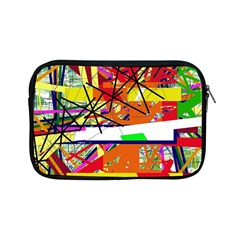 Colorful abstraction by Moma Apple iPad Mini Zipper Cases