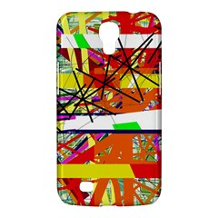Colorful abstraction by Moma Samsung Galaxy Mega 6.3  I9200 Hardshell Case