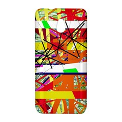 Colorful abstraction by Moma HTC One Mini (601e) M4 Hardshell Case