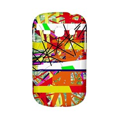 Colorful abstraction by Moma Samsung Galaxy S6810 Hardshell Case