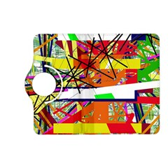 Colorful abstraction by Moma Kindle Fire HD (2013) Flip 360 Case