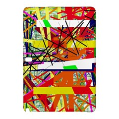 Colorful abstraction by Moma Samsung Galaxy Tab Pro 10.1 Hardshell Case