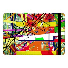 Colorful abstraction by Moma Samsung Galaxy Tab Pro 10.1  Flip Case