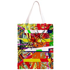 Colorful abstraction by Moma Classic Light Tote Bag