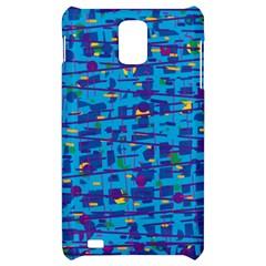 Blue decorative art Samsung Infuse 4G Hardshell Case