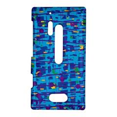 Blue decorative art Nokia Lumia 928