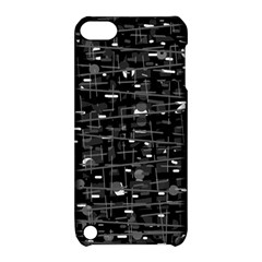 Simple gray Apple iPod Touch 5 Hardshell Case with Stand