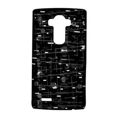 Simple gray LG G4 Hardshell Case