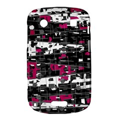 Magenta, white and gray decor Bold Touch 9900 9930