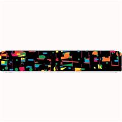 Playful colorful design Small Bar Mats