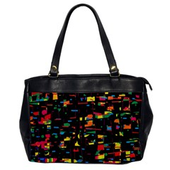 Playful colorful design Office Handbags