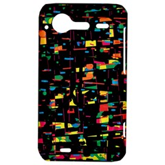 Playful colorful design HTC Incredible S Hardshell Case