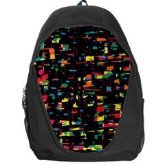 Playful colorful design Backpack Bag