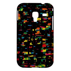 Playful colorful design Samsung Galaxy Ace Plus S7500 Hardshell Case