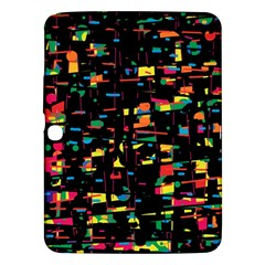 Playful colorful design Samsung Galaxy Tab 3 (10.1 ) P5200 Hardshell Case