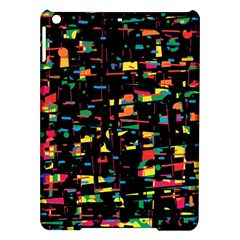 Playful colorful design iPad Air Hardshell Cases
