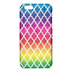 Colorful Rainbow Moroccan Pattern iPhone 6/6S TPU Case