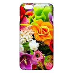 Colorful Flowers iPhone 6 Plus/6S Plus TPU Case