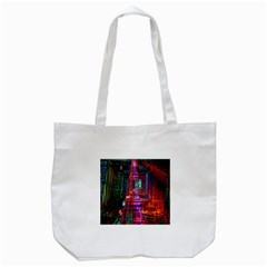 City Photography And Art Tote Bag (White)