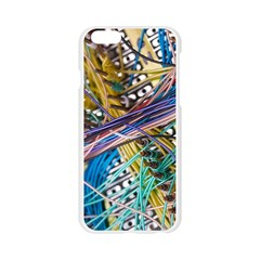 Circuit Computer Apple Seamless iPhone 6/6S Case (Transparent)