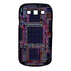 Cad Technology Circuit Board Layout Pattern Samsung Galaxy S III Classic Hardshell Case (PC+Silicone)
