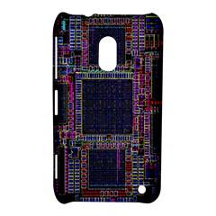 Cad Technology Circuit Board Layout Pattern Nokia Lumia 620
