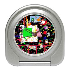 Colorful facroty Travel Alarm Clocks