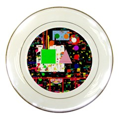 Colorful Facroty Porcelain Plates