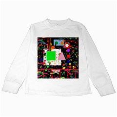 Colorful facroty Kids Long Sleeve T-Shirts