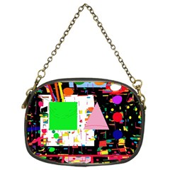 Colorful facroty Chain Purses (One Side)