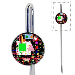 Colorful Facroty Book Mark