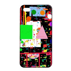Colorful facroty Apple iPhone 4/4s Seamless Case (Black)