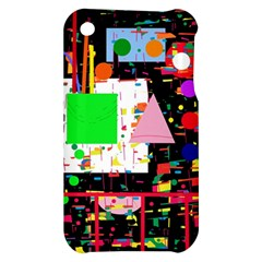 Colorful facroty Apple iPhone 3G/3GS Hardshell Case