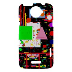 Colorful facroty HTC One X Hardshell Case