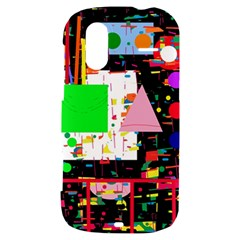 Colorful facroty HTC Amaze 4G Hardshell Case