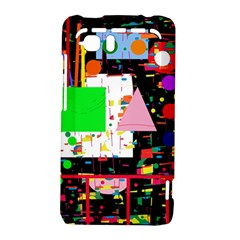 Colorful facroty HTC Vivid / Raider 4G Hardshell Case