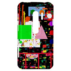 Colorful facroty HTC Evo 3D Hardshell Case