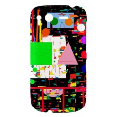 Colorful facroty HTC Desire S Hardshell Case