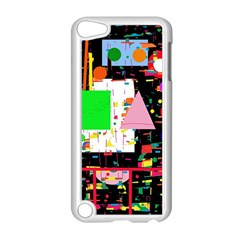 Colorful facroty Apple iPod Touch 5 Case (White)