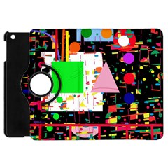 Colorful facroty Apple iPad Mini Flip 360 Case