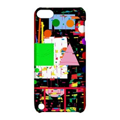 Colorful facroty Apple iPod Touch 5 Hardshell Case with Stand